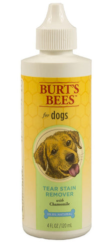BURT'S BEES - Tear Stain Remover with Chamomile for Dogs