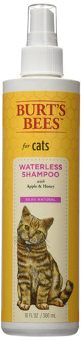 BURT'S BEES - Waterless Shampoo for Cats with Apple & Honey