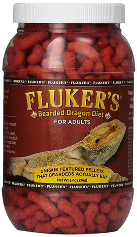 FLUKER FARMS - Bearded Dragon Diet for Adults