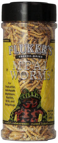 FLUKER FARMS - Freeze-Dried Mealworms