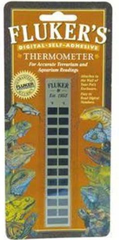 FLUKER FARMS - Flat Thermometer for Reptiles
