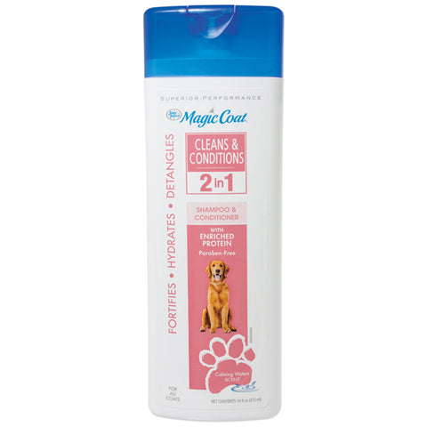 MAGIC COAT - 2-in-1 Shampoo & Conditioner
