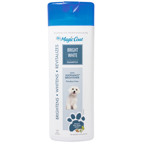 MAGIC COAT - Bright White Dog Grooming Shampoo
