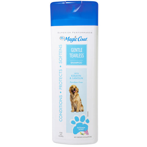 MAGIC COAT - Gentle Tearless Shampoo