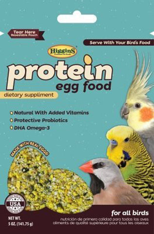 HIGGINS - Protein Egg Bird Food