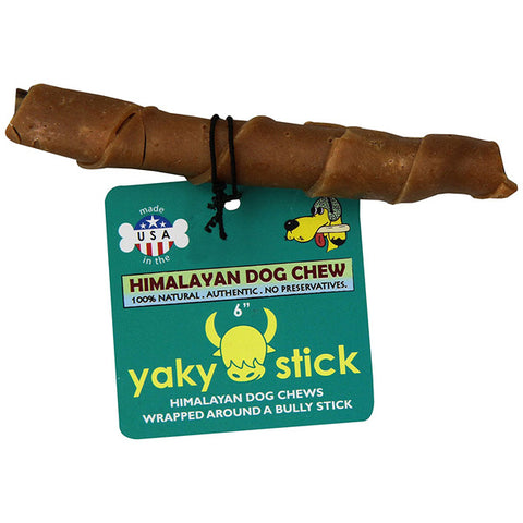 HDC - Yaky Stick Bully Stick Dog Treats Large