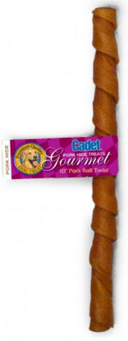 CADET - Pork Roll Twist Dog Treats