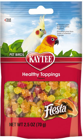 FIESTA - Healthy Toppings Bird Treats