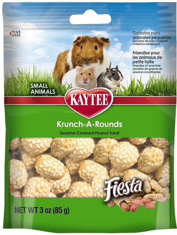 FIESTA - Krunch-A-Rounds Treat for Small Animals
