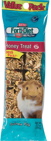 FORTI-DIET - Pro Health Guinea Pig Honey Treat Stick