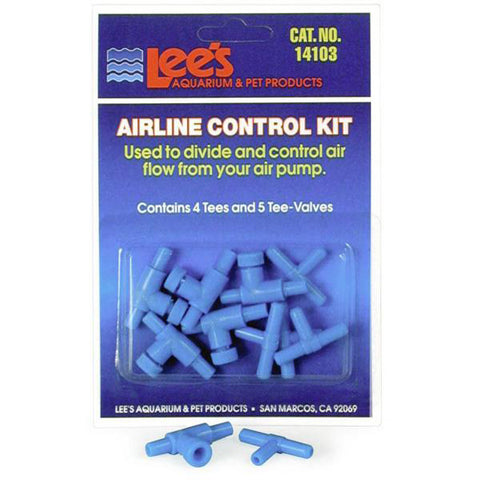 LEE'S - Airline Control Kit for Aquarium Pumps