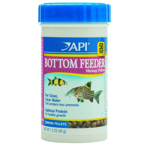 API - Bottom Feeder Shrimp Pellets