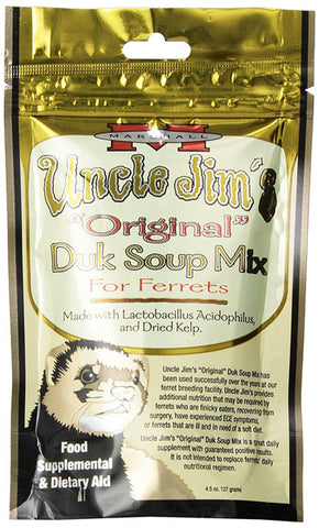 MARSHALL - Uncle Jim's Original Duk Soup Mix for Ferrets