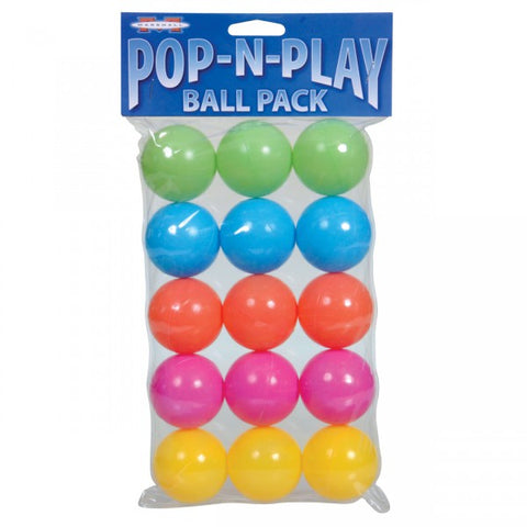 MARSHALL - Pop-N-Play Ball Pack Ferret Toy
