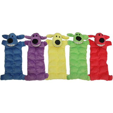 MULTIPET - Loofa Squeaker Mat Dog Toy