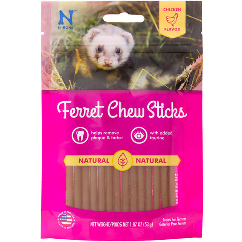 N-BONE - Ferret Chew Treats in Chicken