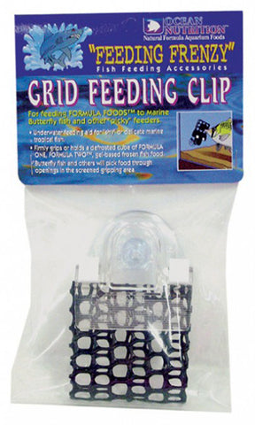 OCEAN NUTRITION - Grid Feeder Clip for Fishes