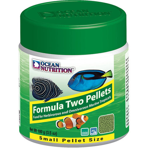 OCEAN NUTRITION - Formula Two Marine Pellet Small
