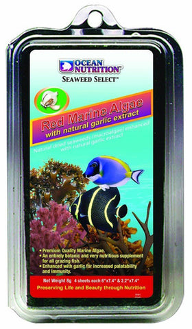 OCEAN NUTRITION - Seaweed Red Marine Algae