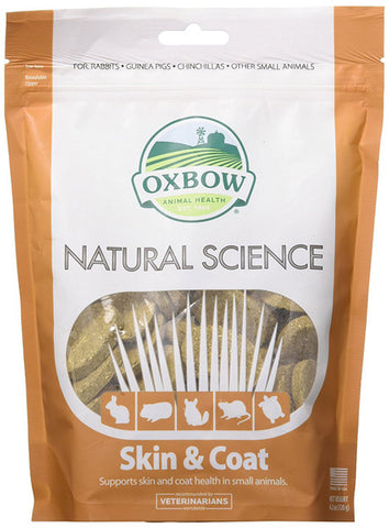 OXBOW - Natural Science Skin & Coat Supplement