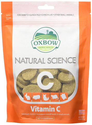 OXBOW - Natural Science Vitamin C Supplement