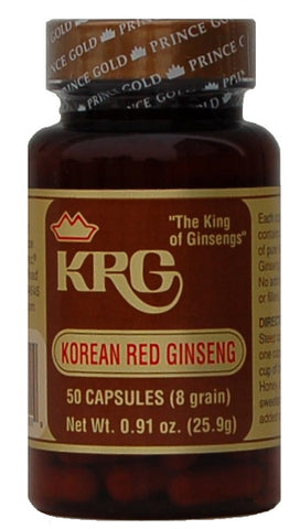 Prince Of Peace Korean Red Ginseng