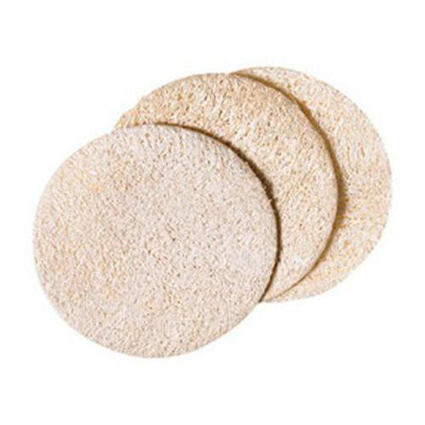EARTH THERAPEUTICS - Loofah Complexion Discs