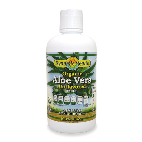 DYNAMIC HEALTH - Aloe Vera Juice Unflavored
