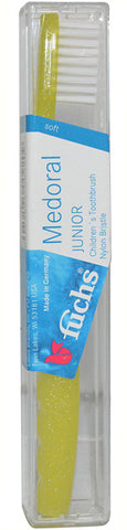 Fuchs Brushes Medoral Junior Nylon Toothbrush