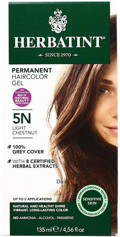 Herbatint Light Chestnut 5N