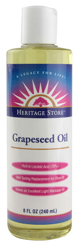 Heritage Grapeseed Oil