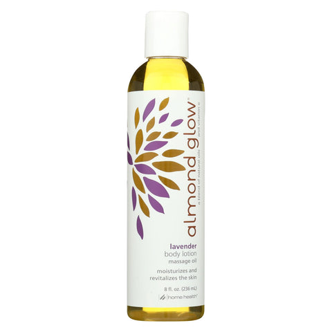 HOME HEALTH - Almond Glow Skin Lotion Lavender