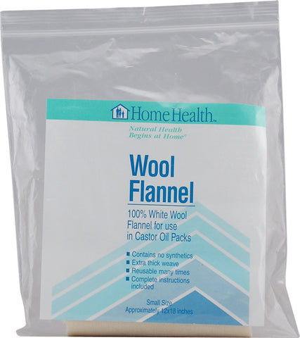 HOME HEALTH - Wool Flannel Small