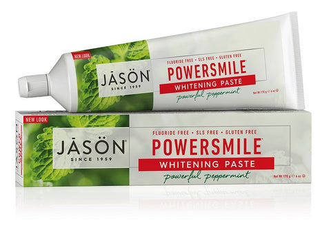 Jason Natural PowerSmile Plus CoQ10 Gel Toothpaste