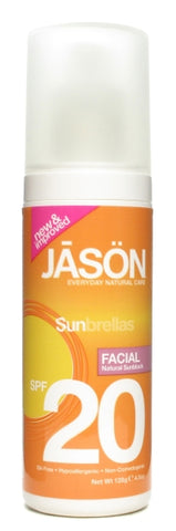 Jason Natural Facial Natural Sunblock SPF 20