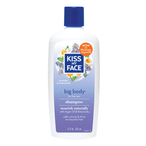 Kiss My Face Big Body Shampoo