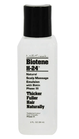 MILL CREEK - Biotene H-24 Scalp Massage Emulsion