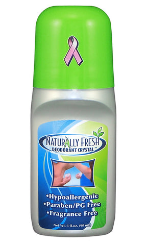 Naturally Fresh Deodorant Crystal Roll On