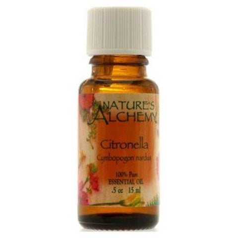 Natures Alchemy Citronella Essential Oil