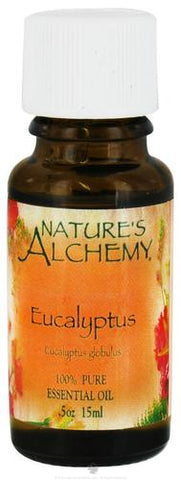 Natures Alchemy Eucalyptus Essential Oil
