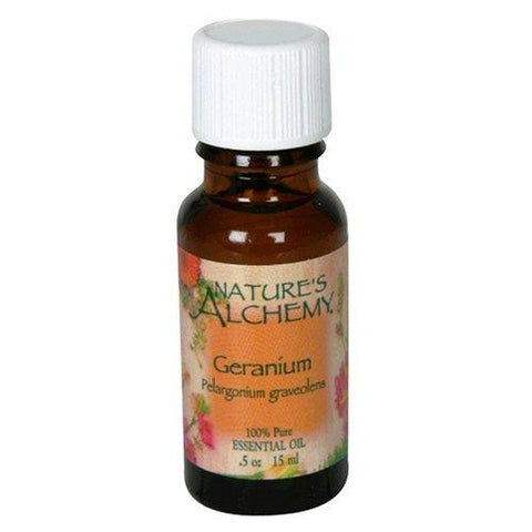 Natures Alchemy Geranium Essential Oil