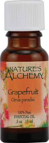 Natures Alchemy Grapefruit Essential Oil