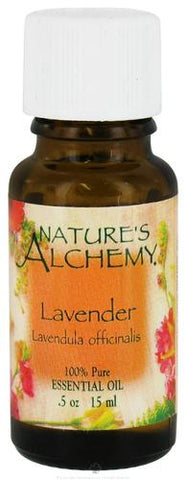 Natures Alchemy Lavender Essential Oil