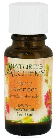 Natures Alchemy Bulgarian Lavender Essential Oil