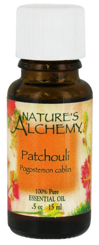 Natures Alchemy Patchouli Essential Oil