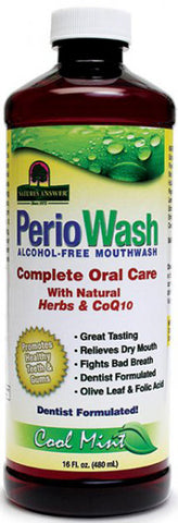 Natures Answer PerioWash Original Cool Mint