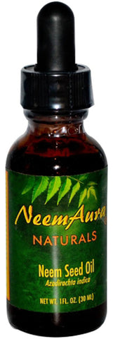 Neemaura Naturals Neem Seed Topical Oil