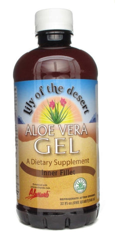 Lily of the Desert Inner Fillet Aloe Vera Gel