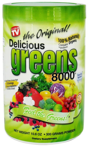 Pakonen Nutraceutical Delicious Greens 8000 Original