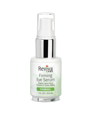 REVIVA LABS - Firming Eye Serum with Alpha Lipoic Acid